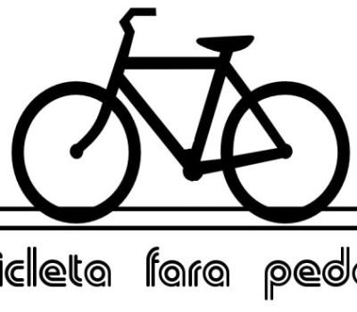 Despre pedalatul prin viaţă fără bicicletă