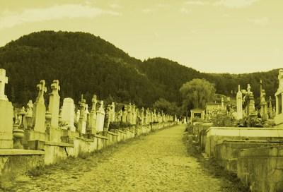 Dorian Dron – O călătorie prin cimitir
