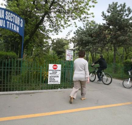 parcul titan Foto Adevărul