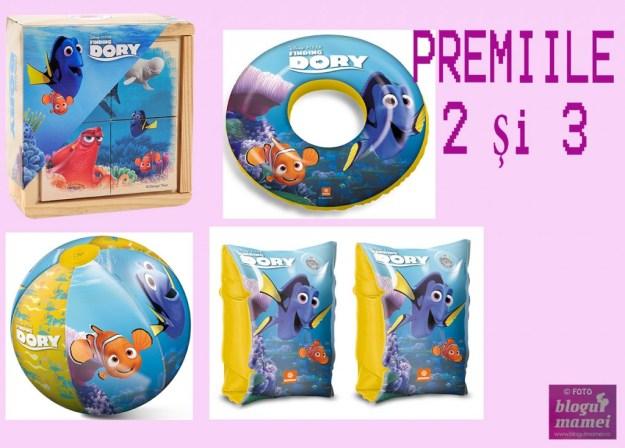 premiile 2 si 3 In cautarea lui Dory Disney