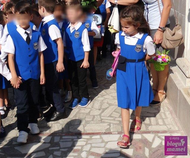 prima zi de scoala alexia