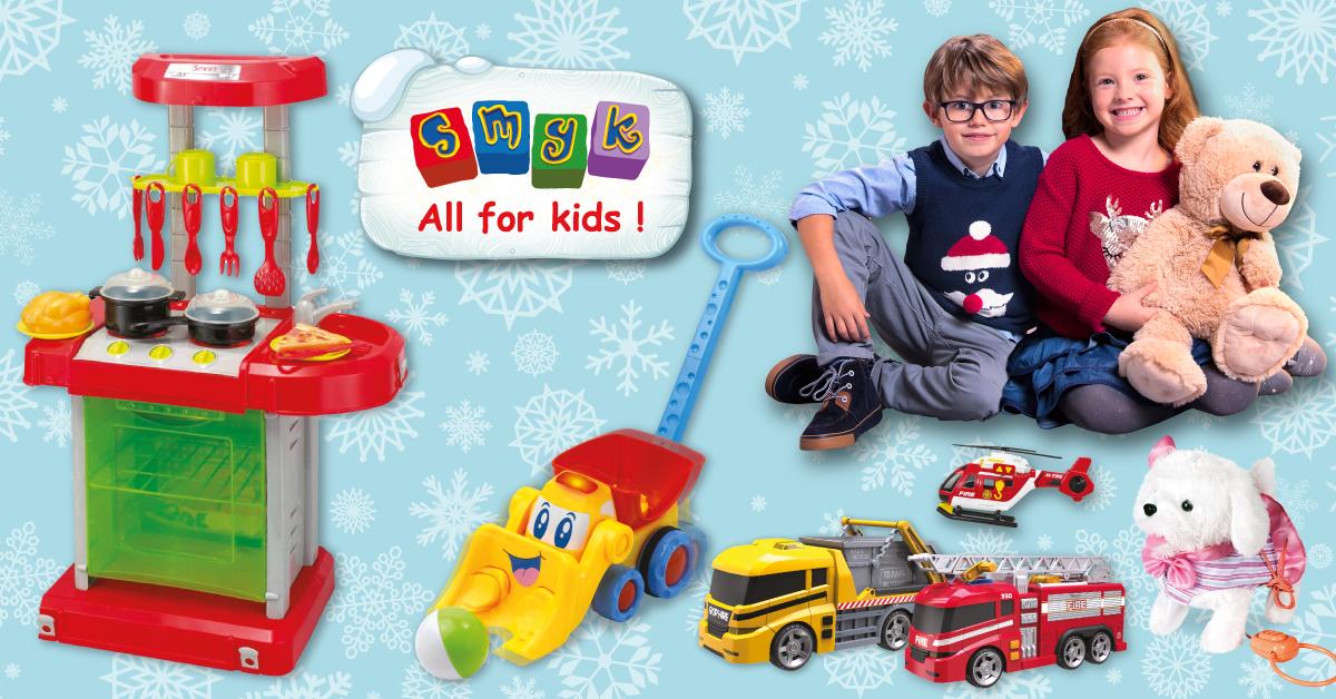 Voi îmi spuneți ce jucării de Crăciun vor copiii voștri, eu vă dau un voucher de 100 de lei. CONCURS