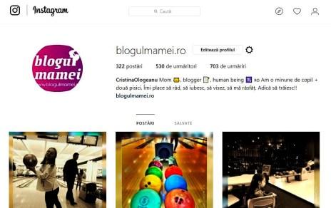 instagram blogul mamei