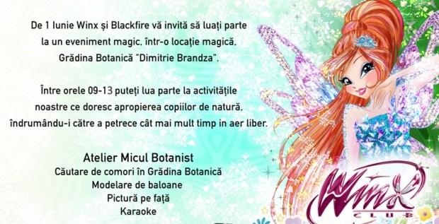 1 iunie 2018 Gradina Botanica