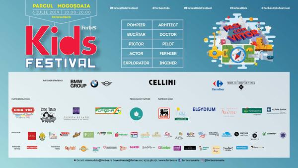 Forbes Kids Festival 2019