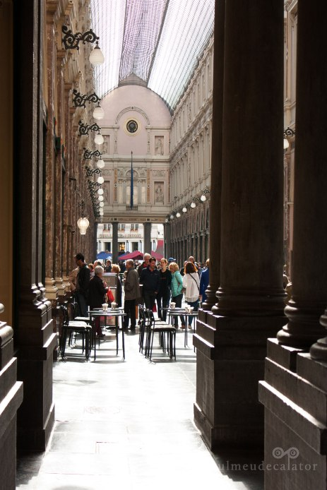 interior galeriile saint hubert