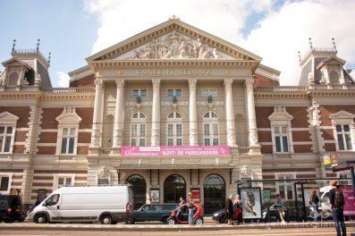 Concertgebow Amsterdam