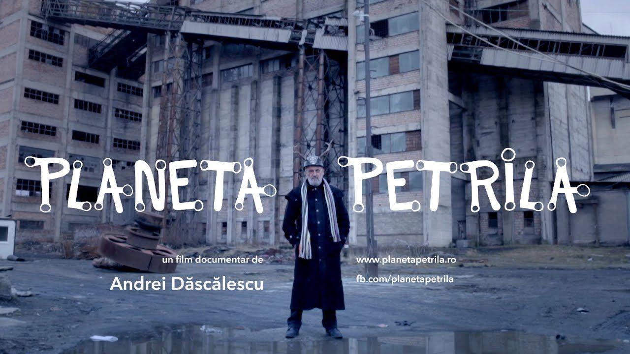 Planeta Petrila in deschiderea Ceau, Cinema!