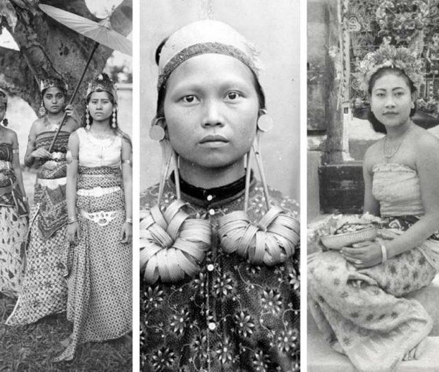 Potret Kecantikan Wanita Indonesia Jaman Dulu Masih Polos Alami Dan Tak Mengenal Salon Blog Unik