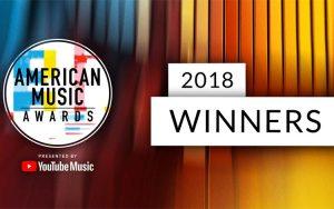 Daftar Pemenang American Music Award 2018