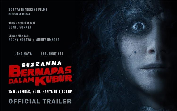 Trailer Resmi Film Suzzanna Yang Diperankan Oleh Luna Maya