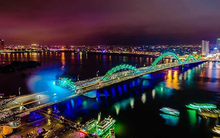 Jembatan Terindah Di Dunia - Jembatan Dragon