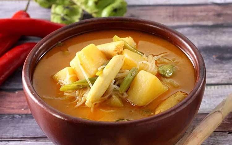 Makanan dan Minuman Khas Jakarta - Sayur Besan