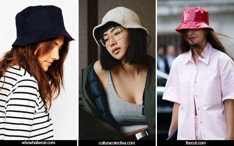 Trend Fashion Wanita 2019 - Bucket Hats