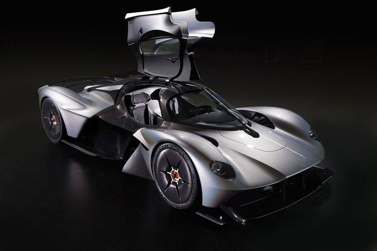 Mobil Mewah di Dunia Aston Martin Valkyrie