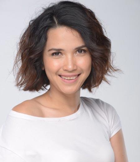 Daftar Pemain Sinetron Cinta Suci SCTV - Dinda Kanyadewi sebagai Elsa