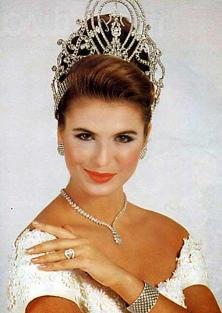 Pemenang Miss Universe Dari Waktu Ke Waktu - Michelle McLean - 1992