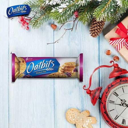 Merek Biskuit Yang Bagus Untuk Diet - Oatbits Biskuit