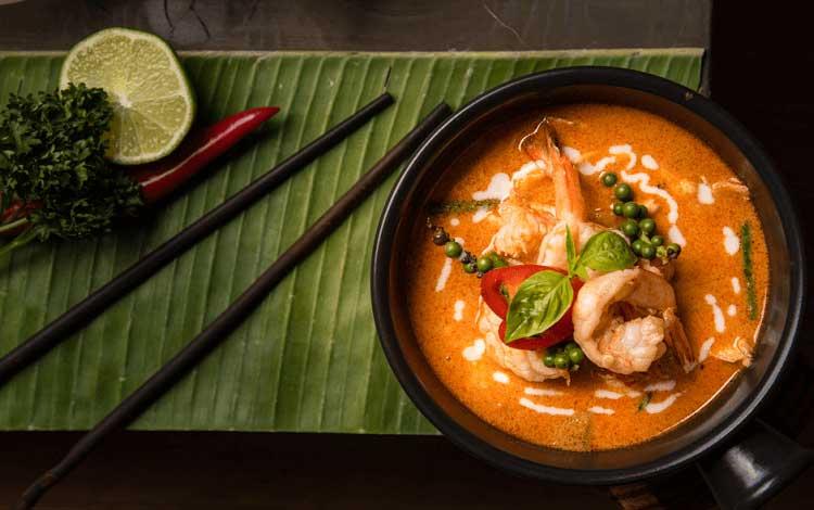 Makan Khas Thailand Yang Enak Dan Cocok Untuk Lidah Orang Indonesia - Kaeng Phet