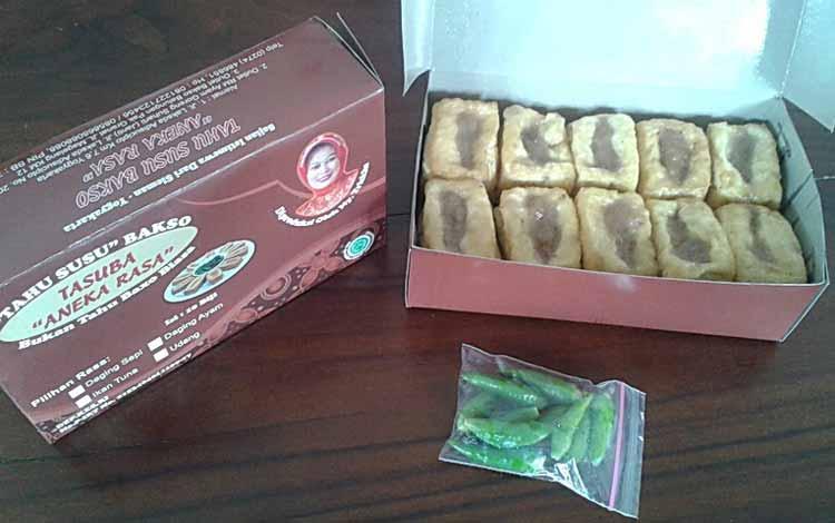 Makanan Oleh-oleh Khas Jogja - Tasuba