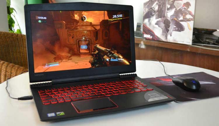 10 Rekomendasi Laptop Gaming yang Berkualitas dengan Harga Terjangkau - Lenovo Legion Y520