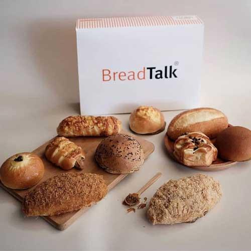Merk roti terpopuler di Indonesia - BreadTalk