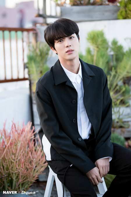 Idol Kpop Ganteng - Jin BTS