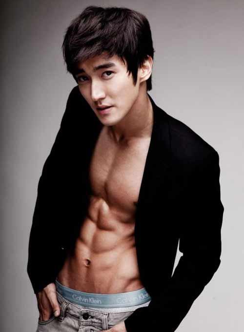 Idol Kpop terganteng - Siwon Super Junior