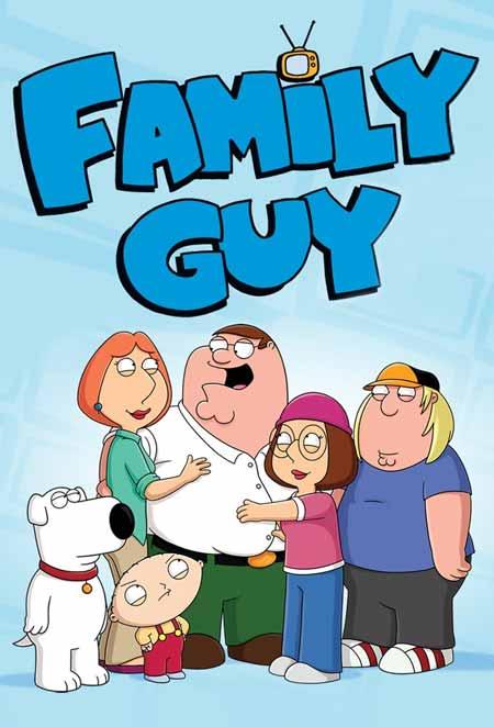 Film Kartun Yang Tidak Cocok Ditonton Anak-Anak - Family Guy