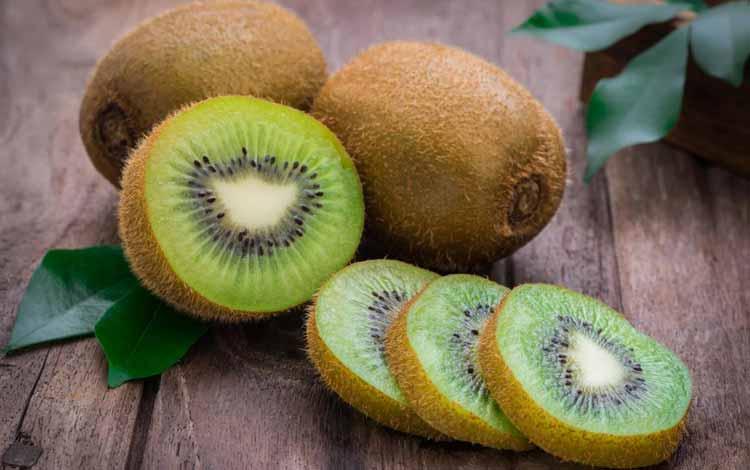Makanan Untuk Kesehatan Jantung - Kiwi