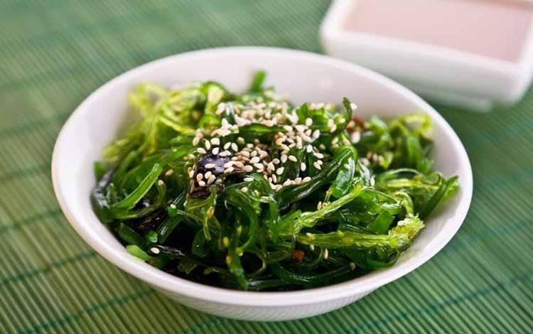 Makanan Untuk Kesehatan Jantung - Rumput Laut