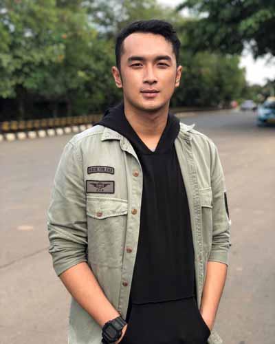 Daftar Pemain Sinetron Anak Langit SCTV Terlengkap - Gerald Yohanes Putra (Garry)