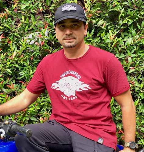 Daftar Pemain Sinetron Anak Langit SCTV Terlengkap - Umar Lubis (Wirawan)
