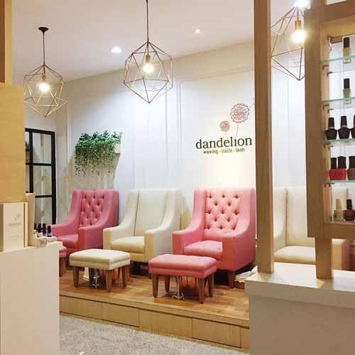 Beauty Salon Yang Bagus Di Jakarta - Dandelion