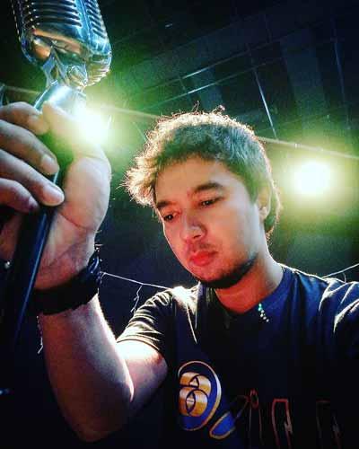 Pemain Sinetron Cinta Buta SCTV - Ocke Mulyawan sebagai Gugun