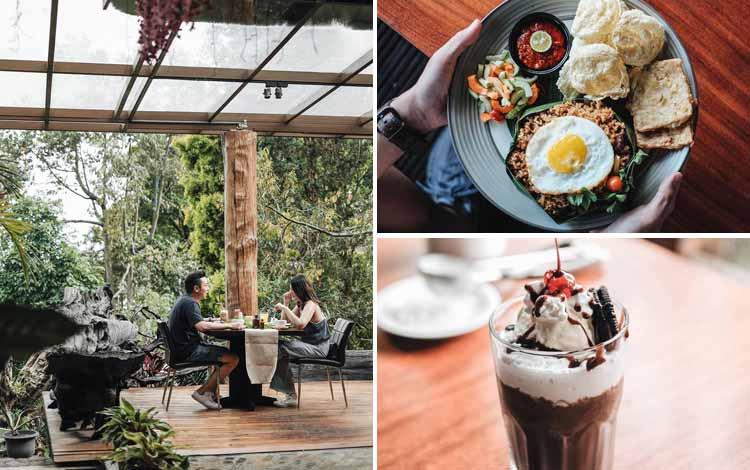 Restoran Dengan Nuansa Alam Di Bandung - Congo