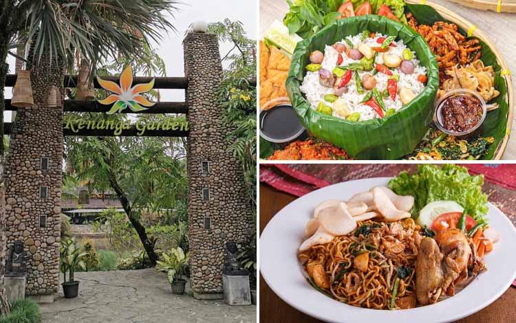 Tempat Makan atau Restoran Dengan Nuansa Alam Di Medan - Kenanga Garden