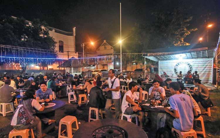 Angkringan Semarang Paling Enak dan Murah - Angkringan Blendoek