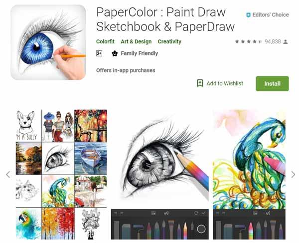 Daftar-Aplikasi-Menggambar-Terbaik-di-Android-PaperColor