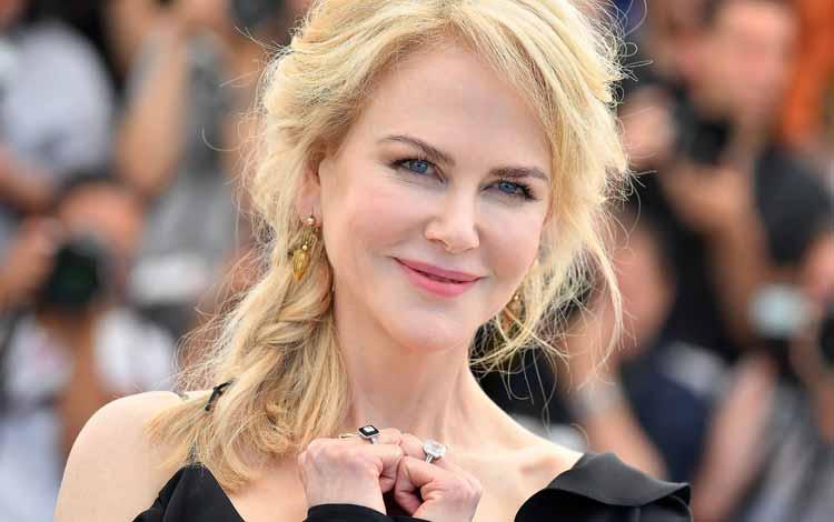 Deretan Artis Hollywood Dengan Bayaran Termahal - Nicole Kidman