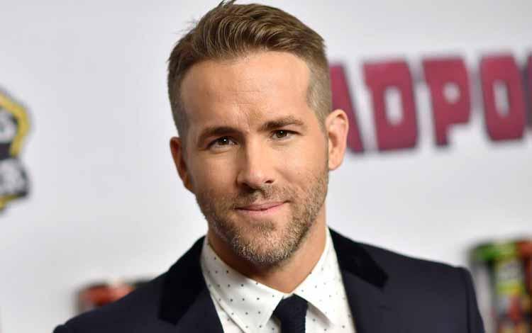 Deretan Artis Hollywood Dengan Bayaran Termahal - Ryan Reynolds