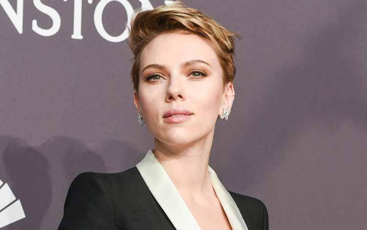 Deretan Artis Hollywood Dengan Bayaran Termahal - Scarlett Johansson