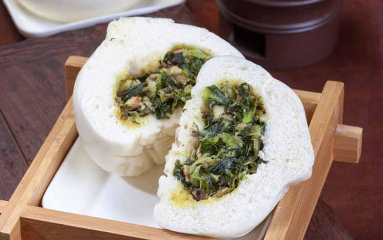Daftar Makanan Khas China Terlezat - Bakpao
