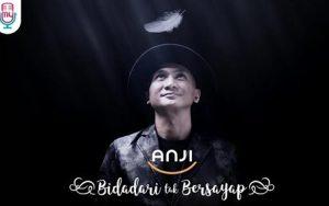 Lirik Lagu Bidadari Tak Bersayap - Anji