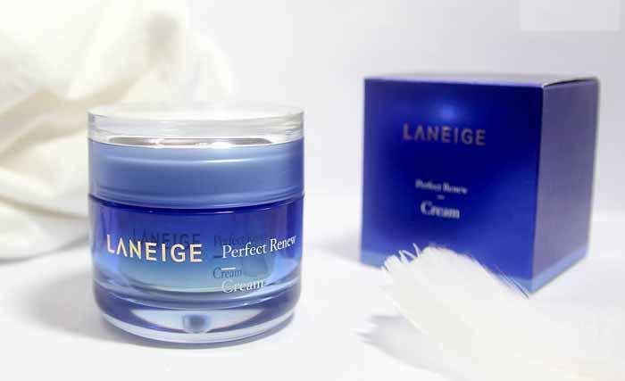 Produk anti aging terbaik - Laneige Perfect Renew Cream