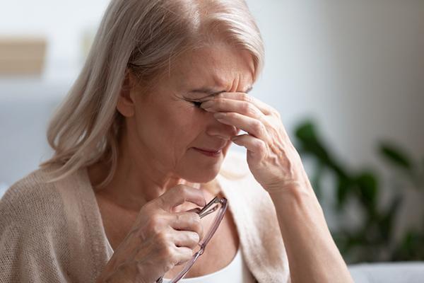 sintomi glaucoma occhi