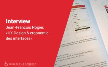 UX Design & ergonomie des interfaces