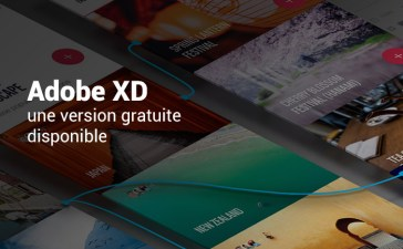 Version gratuite d'Adobe XD