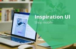 inspiration ui shop mobile - Les modules externes arrivent - MAJ Adobe XD Octobre