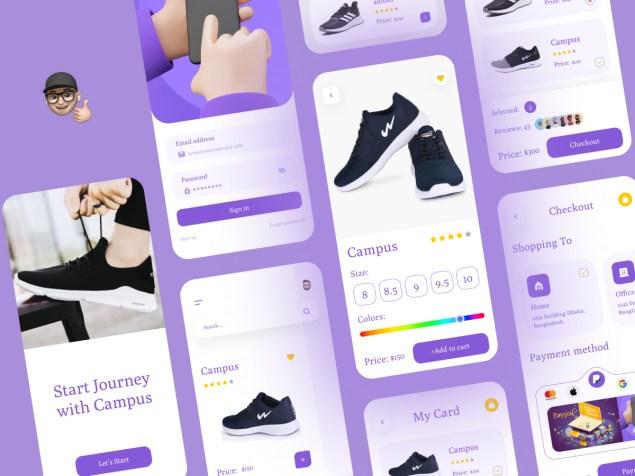 preview3 1 635x476 - 5 UI kits pour la réalisation de vos futurs interface